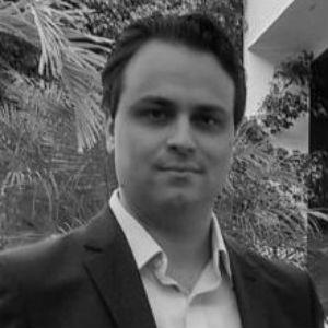 Pesquisador Francisco Tiago Garcia Peña