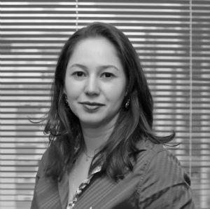 Pesquisadora Claudia Regina Grandi